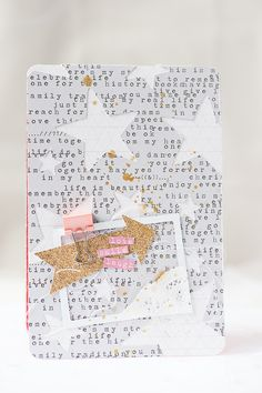 Sandra Dietrich - mojosanti * Karten mit dem Januarkit 2015 der Scrapbook Werkstatt * love smile laugh * Some fresh cards
