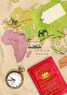 33 Best Around The World in 80 Days - Jules Verne images | Around ...