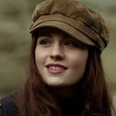 "Brianna Randall (Sophie Skelton) in Episode 213 ""Dragonfly In Amber"" Outlander Season Two Finale on Starz via  https://outlander-online.com/"