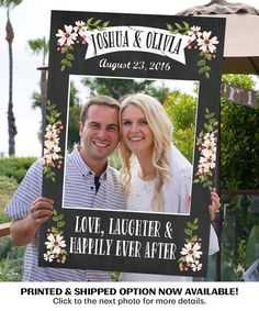 Wedding photo props and diy photobooth ideas see more httpwww chalkboard country bloom photo prop digital file baby shower photo prop wedding photo prop printed option available photo prop frame diy solutioingenieria Image collections