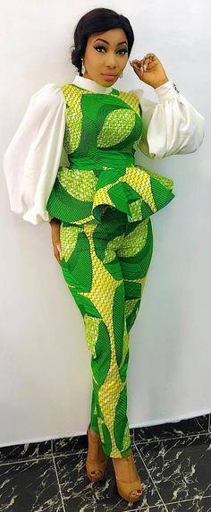 ankara mode latest ankara styles ankara gown styles ankara styles for wedding,trendy ankara styles ankara styles 2018 for ladies,ankara styles,modern an Latest African Fashion Dresses, African Dresses For Women, African Print Dresses, African Print Fashion, Africa Fashion, African Attire, African Wear, Latest Fashion, African Prints