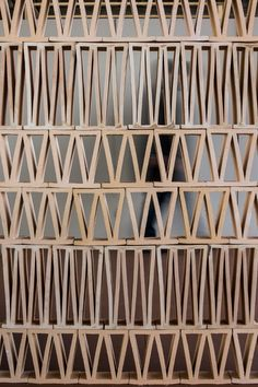 Mutina collections designed by Inga Sempè and Patricia Urquiola Patricia Urquiola, Facade Design, Wall Design, Wall Patterns, Textures Patterns, Interior Walls, Interior And Exterior, Interior Design, Architecture Details