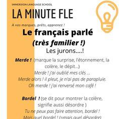 Language School, France, Chinese Language, Language Lessons, Learn English, German Language, Fle, Words, French