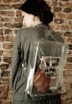 Transparent Trends - Ghost Bag No4.