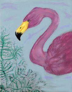 Dream flamingo pink pastel picture фламинго пастель рисунок картинка