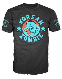 I am on the Korean Zombie bandwagon.