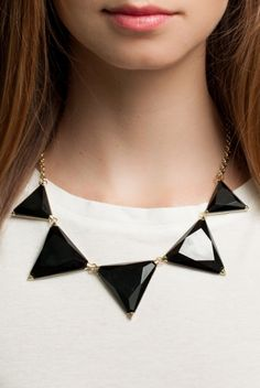 Black Magic Necklace   # Pin++ for Pinterest #