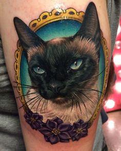 siamese cat tattoo pinteres rh pinterest com siamese cat tattoo design idea siamese cat tattoo designs