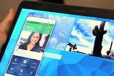#STEM #Samsung #Galaxy Tab S First Look: It's Like a Huge Galaxy S5 - Personal Tech News - WSJ