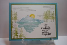 Splitcoaststampers Tranquil Thanks