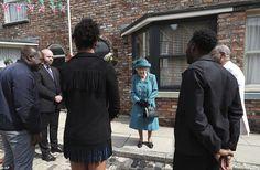 William Roache, Barbara Knox, Prince Philip Death, Coronation Street, Princess Anne, British Monarchy, The A Team, Queen Victoria, Queen Elizabeth Ii