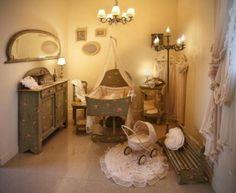 Unique Luxuri se Babyzimmer u m rchenhafte Designs kinderzimmer alt stil romantisch