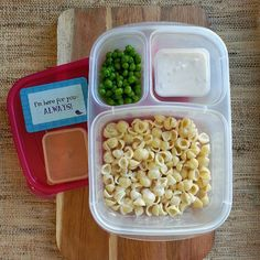 A #lunch of leftovers, packed in #EasyLunchBoxes