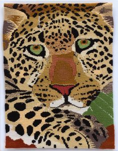 Care Standley | American Tapestry AllianceAmerican Tapestry Alliance Big Cats, Felting, Tapestry, American, Artist, Pattern, Painting, Tapestries, Felt