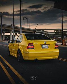 Jetta A4, Volkswagen Jetta, Lowrider, Jdm, Wolf, Germany, Yellow, Vehicles, Instagram