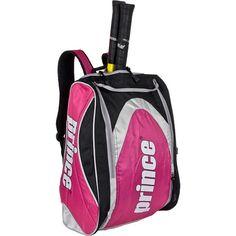 Prince Racq Pack Backpack Pink 2013 : Juniors: Holabird Sports