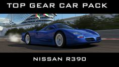Forza 5 - 1998 Nissan R390 - Top Gear Car Pack Gameplay #nissan #r390 #jdm #fast #car #xbox #one #forza #motorsport #top #gear Top Gear, Nissan, Jdm, Xbox One, Gears, Packing, Bag Packaging, Gear Train, Japanese Domestic Market