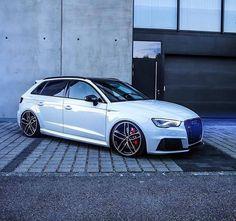 Audi Audi Wagon, Audi Sports Car, New Ferrari, Audi Rs3, Best Luxury Cars, Top Cars, Audi Quattro, Custom Cars, Dream Cars