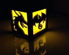 Mandala light box 4.5 by BurntPixels on Etsy