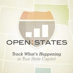 The beginning of the new revolution: We gather legislative data from all 50 states, Washington D.C. and Puerto Rico, and then make it available in a common format via Open States' API and bulk downloads. http://openstates.org/