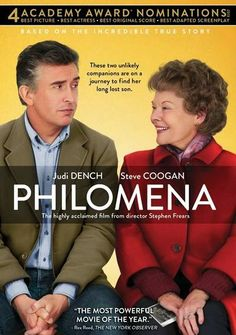Philomena on DVD