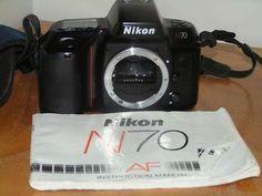 NIKON N70 Camera Body NonWorking Condition