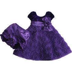 Costco Jona Michelle Girls Holiday Dress Purple