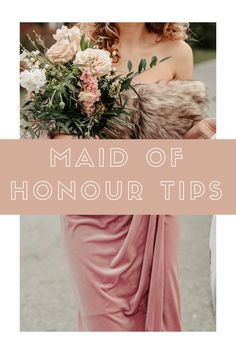 How to be a maid of honour Wedding Tips, Maid Of Honor, Wedding Dresses, Party, Instagram, Fashion, Marriage Tips, Maid Of Honour, Bride Dresses