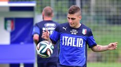 Italy's (@Vivo_Azzurro) Marco Verratti returned to training having recovered from flu - http://fifa.to/1s5H5UW pic.twitter.com/dFF4IFOvRJ