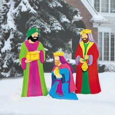 Three Kings Outdoor Decorations Home Decorating Ideas