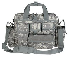 The Man Crates Tactical Baby Bag - we dare you to call it a diaper bag | Man Crates