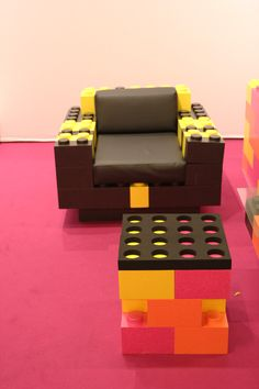 qbiq des meubles fa on lego un monde en lego pinterest lego and innovation. Black Bedroom Furniture Sets. Home Design Ideas