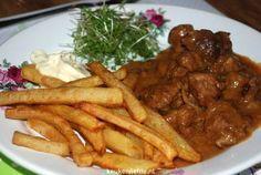 Healthy Slow Cooker, Healthy Crockpot Recipes, Slow Cooker Recipes, Comfort Foods, Belgium Food, Roast Beef Recipes, Good Food, Yummy Food, Food Inspiration
