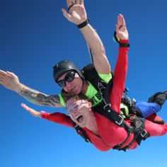 Imagine jumping from an airplane at feet and soaring through the air for 60 seconds at during this Tandem Skydiving experience near Dallas! 30th Birthday Ideas For Women, Booking Information, Rock Climbing Gear, Photo Packages, Hang Gliding, Bungee Jumping, Training Classes, Birthday Woman, Mont Blanc