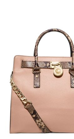 This Michael Kors bag is on-trend and large enough for all your important files.