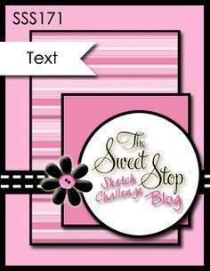 The Sweet Stop: Sweet Sketch Saturday #171