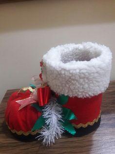 Mais uma bota de Natal