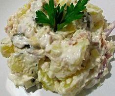 Potato Salad, Salads, Potatoes, Cooking Recipes, Ethnic Recipes, Food, Decor, Decoration, Potato