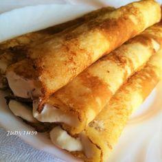 Bécsi túrós palacsinta | Nosalty Pancake Dessert, Waffles, Pancakes, Hungarian Recipes, Hungarian Food, Apple Cake, Creative Cakes, Cake Recipes, Fudge