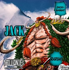 Jack The Drought - One Piece manga capitulo 810