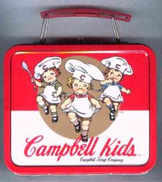 Campbell's Soup Lunchbox