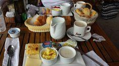Day 6: tomar um café da manhã delicioso no forte de copacabana. #100happydays