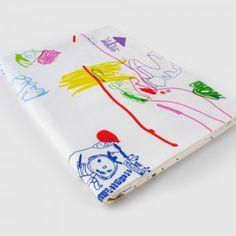 Scribbles tablecloth