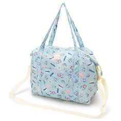 New! Cinnamoroll Folding Tote Bag Travel Sanrio Japan F/S #Sanrio