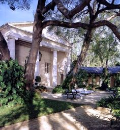 The Devoted Classicist: Heron Bay, Barbados