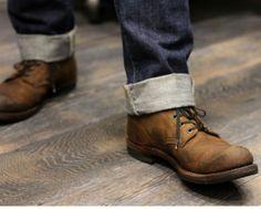 man boots,cool look, laidback #menswear, man style, fashion, guy, clothing, modern man