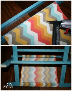 DIY luggage rack and sprucing up the Guest Room | DIY Show Off ™ - DIY Decorating and Home Improvement Blog
