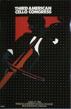 Milton Glaser - Third American Cello Congress