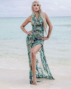 'Salty Mermaid' by @shawnheinrichs in Tonga South Pacific Dress by @giagelareh @gelarehdesigns  #Hannahmermaid #hannahfraser #model #instagram #inspiration #love #me # #liveyourdream #bebrave #magic #fantasy #mermaidfashion #mermaidmodel #aqua #fashion #mermaid #siren #realmermaid #fashionmodel #mermaidforhire #hireamermaid #ocean #beach