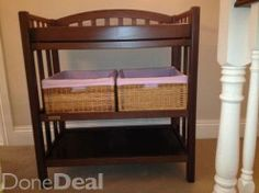 Mamas&Papas CotBed, Wardrobe & Change For Sale in Cork : - DoneDeal.